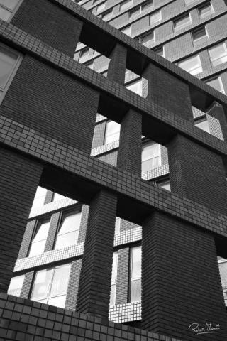 Interierfotograaf en architectuurfotograaf Robert Zwart toont een foto van architectuur in utrecht.