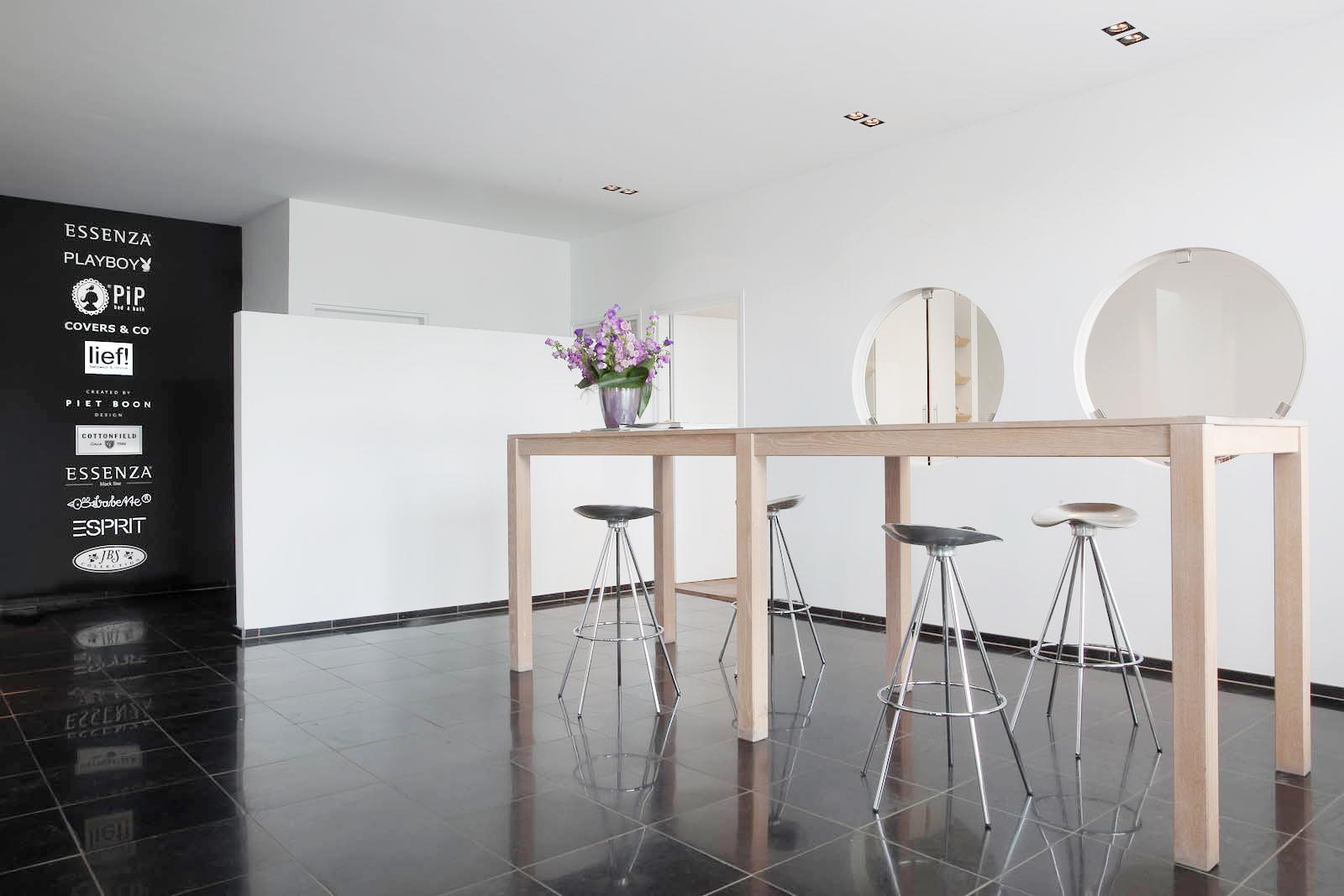 Interierfotograaf en architectuurfotograaf Robert Zwart toont foto van interieur van Es Home