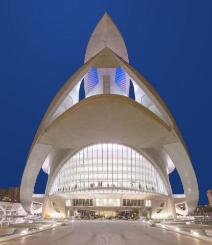 Interierfotograaf en architectuurfotograaf Robert Zwart brengt Valencia in beeld.