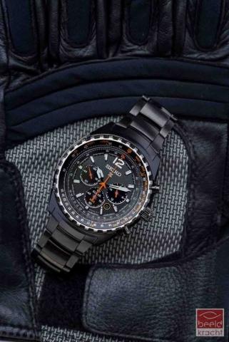 productfoto van een seiko horloge doo Robert Zwart